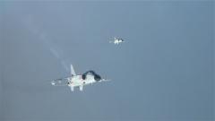 南部戰區海軍航空兵某旅:節后首飛 多科目連貫實施