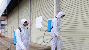 武警钦州支队:全力抗击疫情维护社会稳定