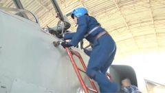 海军:节后开训 实战化课目引领 锤炼飞行员精确打击能力