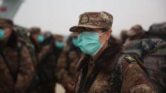 """【第一軍視】戰""""疫""""打響 中國軍人在沖鋒"""
