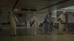【直通疫情防控一線】中部戰區總醫院:保障突擊隊 人人都是戰斗員