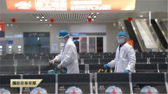 【直通疫情防控一線】湖北省疾控中心:消毒成為阻斷病毒傳播的重要技術手段