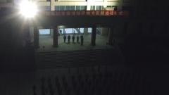 【打贏疫情防控阻擊戰】元宵夜:火箭軍某部馳援地方醫院建設