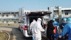 【直通疫情防控一線】火神山醫院重癥醫學科開始接收新冠肺炎患者