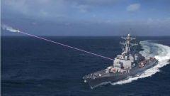 """李莉:应对海上小目标 """"廉价""""的激光武器或成军舰标配"""