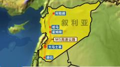 敘軍方宣布收復敘北部600平方公里土地