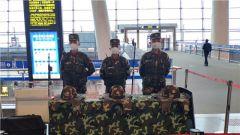 武警南宁支队:坚守执勤一线 守护驻地平安