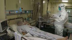 【直通疫情防控一线】记者探访解放军总医院第五医学中心