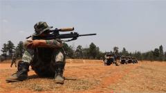 陆军第75集团军: 利刃出鞘 极速狙击