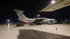 【直通疫情防控一线】紧急大空运 11架运输机7地同飞驰援武汉