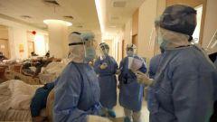【直通疫情防控一线】军队支援湖北医疗队进驻武汉泰康同济医院