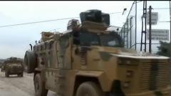 土耳其国防部称打死55名叙政府军士兵