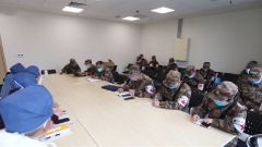 【打赢疫情防控阻击战】军队支援湖北医疗队进驻武汉泰康同济医院