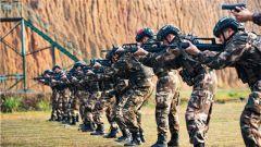 武警来宾支队开展实弹射击训练 紧盯短板提升射击水平