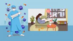面对新型冠状病毒 个人能做些什么?