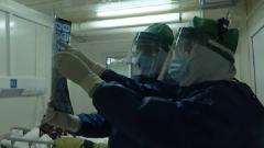 【直通疫情防控一線】軍隊前方指揮協調組組織專家赴火神山醫院會診