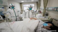 解放軍總醫院第五醫學中心4名抗疫一線醫務人員火線入黨
