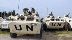 中国第18批赴黎维和部队三支分队顺利通过联合国装备与战备核查