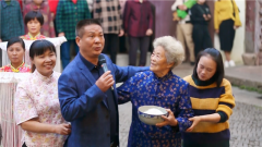 """退伍老兵汪衍君:大陳村村民的""""領頭雁"""""""