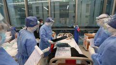 【直通疫情防控一线】武汉泰康同济医院持续收治新冠肺炎患者