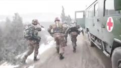 陸軍第80集團軍某炮兵旅:嚴寒天候 錘煉戰場保障能力