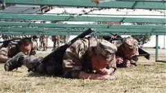 動圖直擊!陸軍第75集團軍開展戰斗體能考核 提升戰斗力