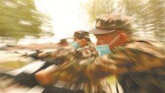 科学防控,为战备训练提供有力支撑