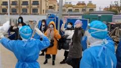 【打贏疫情防控阻擊戰】火神山醫院又一批患者出院