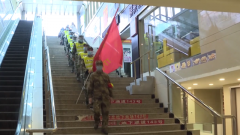 【打贏疫情防控阻擊戰】 貴州省軍區:民兵黨員疫情防控打頭陣