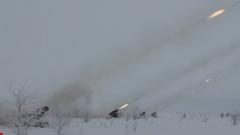 """俄公布改進型""""冰雹""""火箭炮試射視頻"""