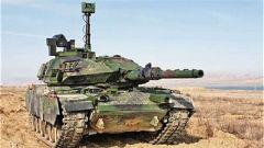 """被击毁的""""超级巴顿""""——土耳其M60T1主战坦克分析"""