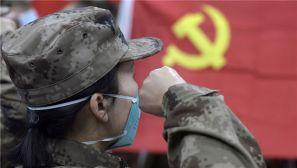 图集|疫情面前,这就是军人的姿态