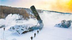 冰天雪地礪長劍 火箭軍某旅嚴寒條件下開展實戰化訓練
