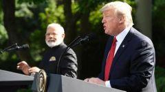 葉海林:任期首訪印度 特朗普最大目的是為選舉拉票
