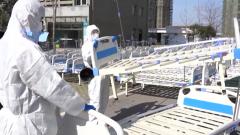【直通疫情防控一线】武警官兵协助地方建设防疫应急医院