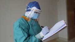 【直通疫情防控一线】 武汉泰康同济医院批量收治新冠肺炎患者