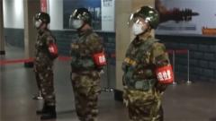 """【打贏疫情防控阻擊戰】""""抗疫""""民兵:我們是黨員 也是退役軍人"""