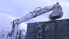 黎巴嫩:中國維和建筑工兵分隊高標準通過新年度首次軍事能力評估