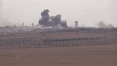 俄戰機支援 敘政府軍擊潰武裝分子