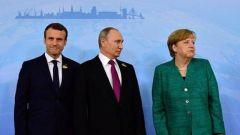 俄法德领导人就叙利亚等问题通电话