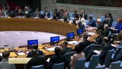 安理會召開會議關注敘政治進程