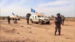 中國赴南蘇丹維和步兵營完成長途武裝護衛任務