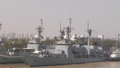 海軍第33批護航編隊訪問孟加拉國