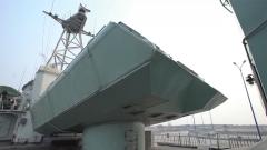 """探訪051型""""重慶號""""驅逐艦 近距離了解海鷹-2反艦導彈"""