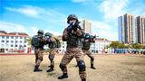 小组战术队形训练