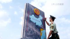 每一次站崗就是一次戰斗 永興島哨兵忍受孤寂只為保衛祖國