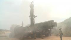 火箭军某导弹旅:战备拉动 一路特情不断