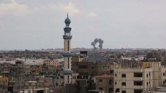 巴勒斯坦武装组织宣布停火 局势仍紧