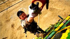 西藏军区某边防团坚持按照打仗标准选拔技术学兵