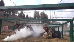 陸軍第75集團軍某旅開展實戰化通信專業階段性考核